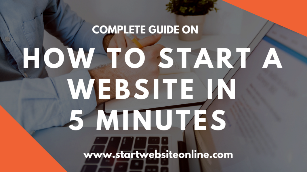 How to Build a Website From Scratch Step by Step
